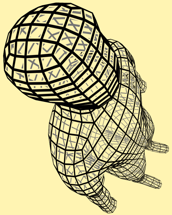 Wireframe Drawing