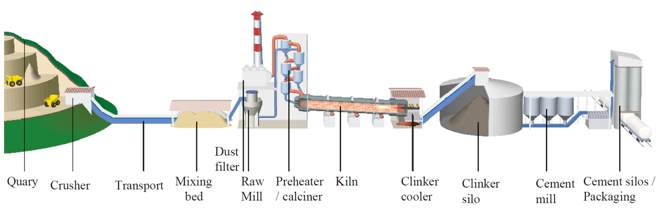 Process of plant production in gardenia